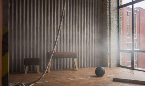Wie Old-School-Muskelprotz vorbereitet herausstellen
